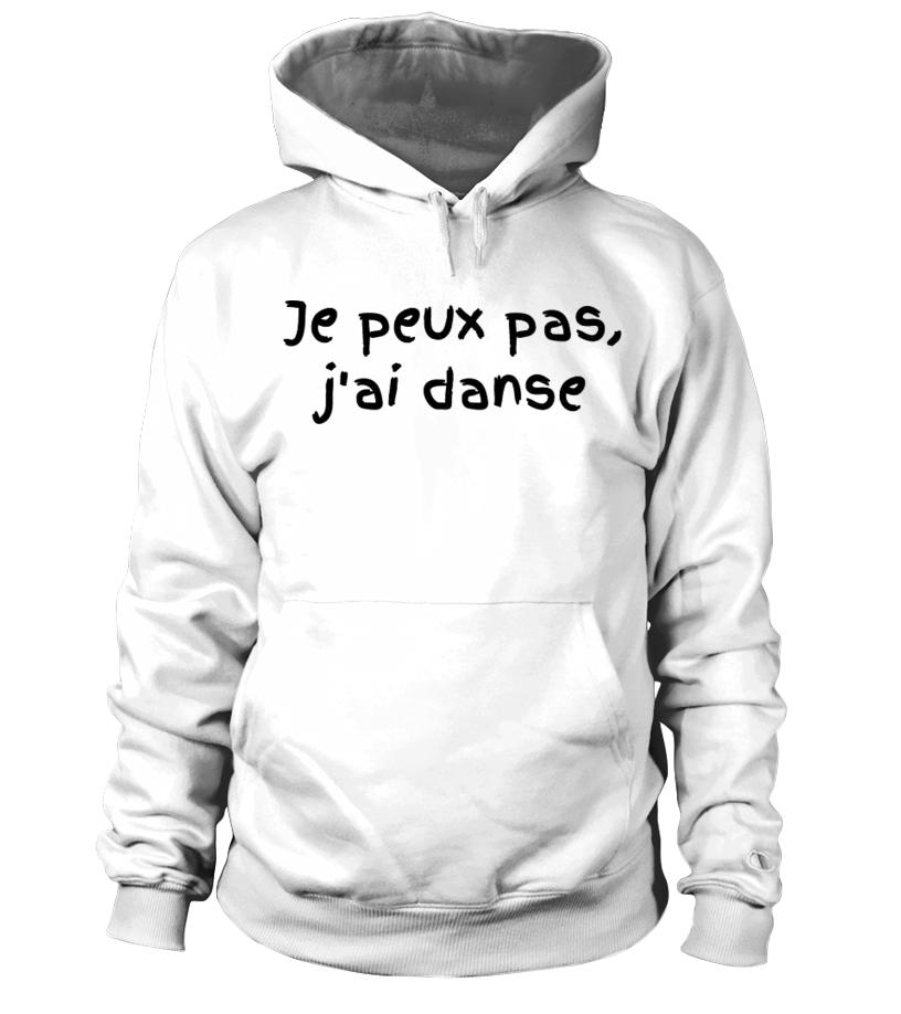 """SWEAT DANSE """"Je peux pas,  j'ai danse""""  L'original"""