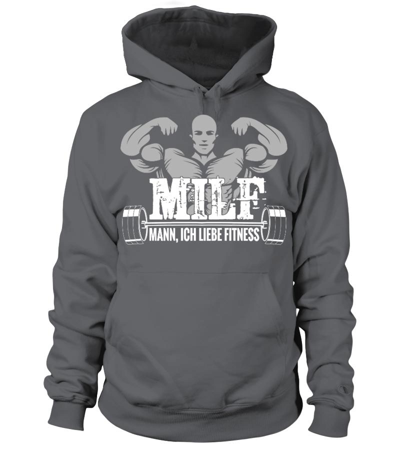 Fitness - MILF - T-Shirt Hoodie
