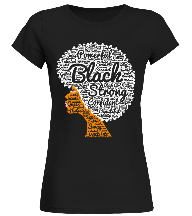 BLACK GIRL BEAUTIFUL T-shirt