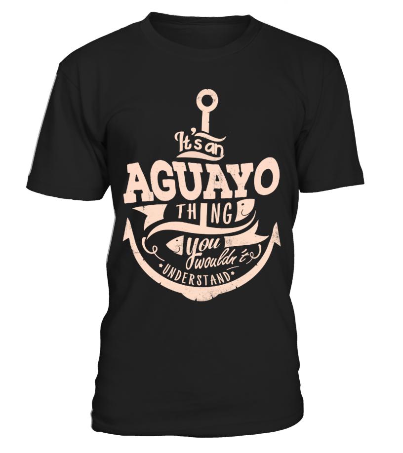 AGUAYO THINGS