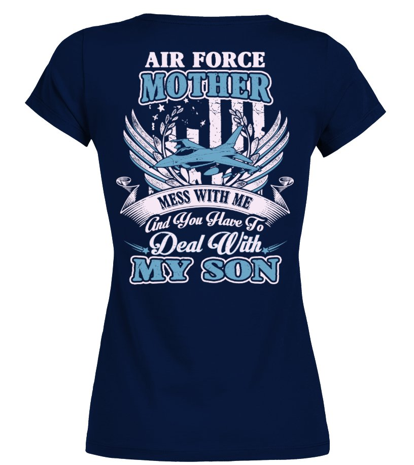 Air Force Mom - Air Force Mother Shirt