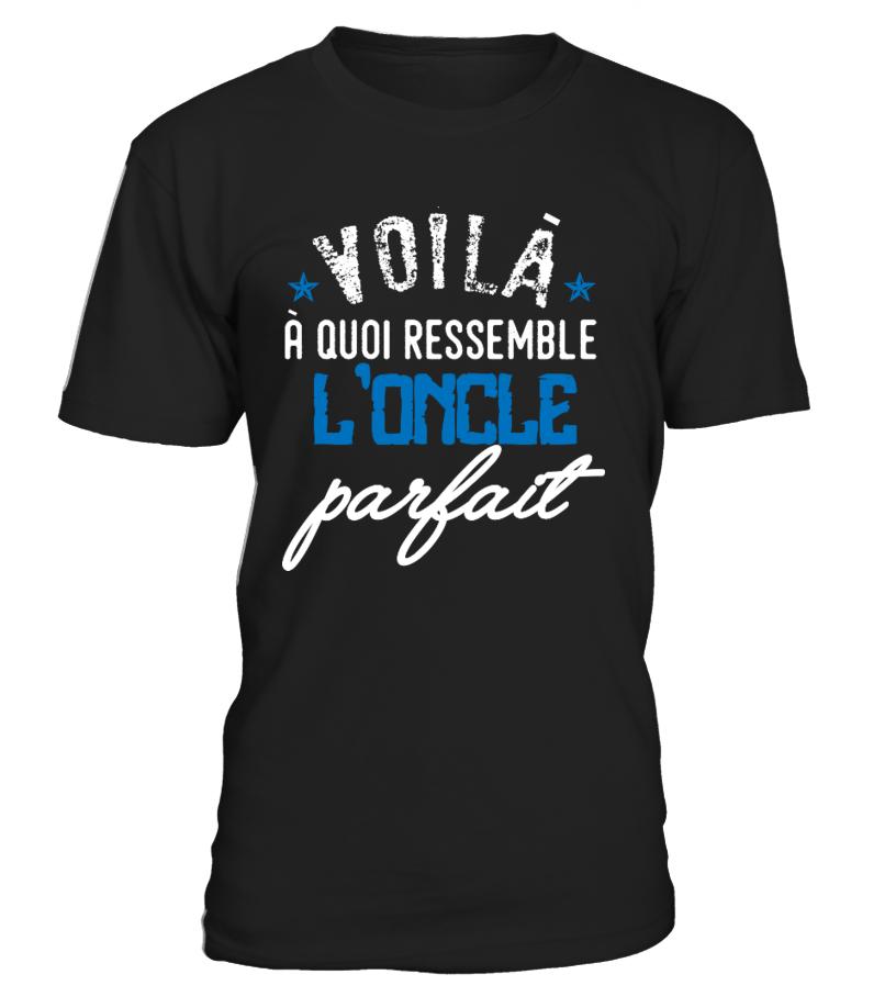 VOILA A QUOI RESSEMBLE L'ONCLE PARFAIT ...