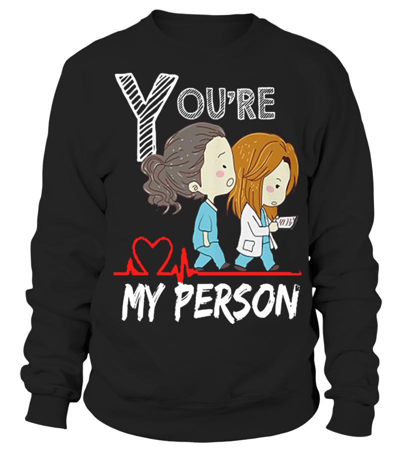 NURSE YOU ARE MY PERSON