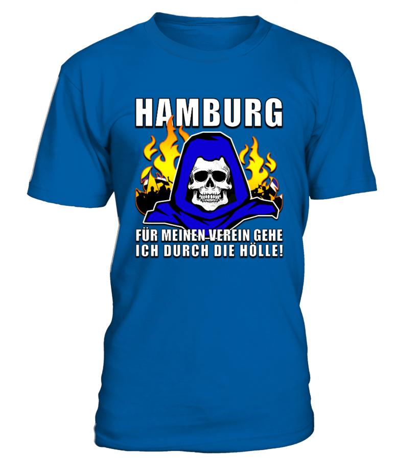 Hamburg ...durch die Hölle | T-Shirt
