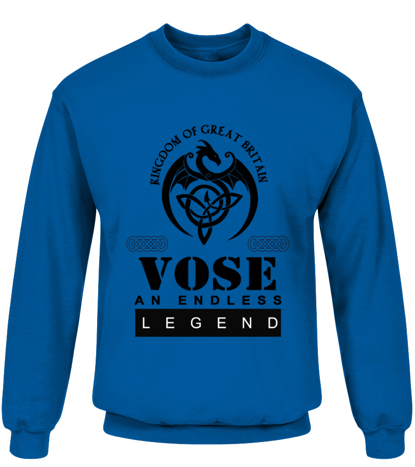 THE LEGEND OF THE ' VOSE '