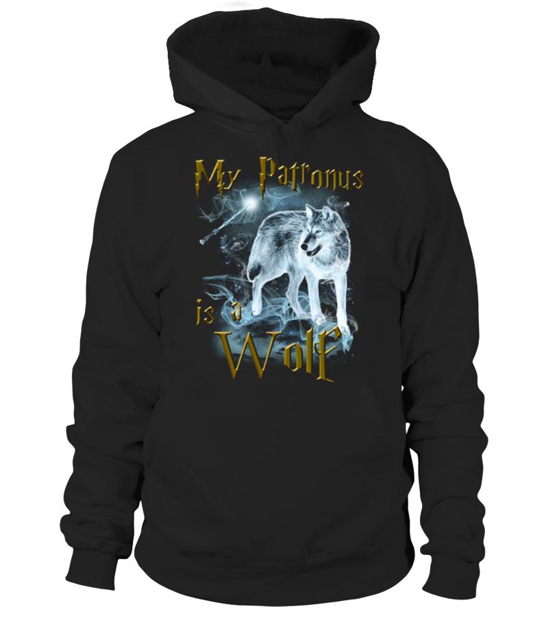 MY PATRONUS IS A WOLF
