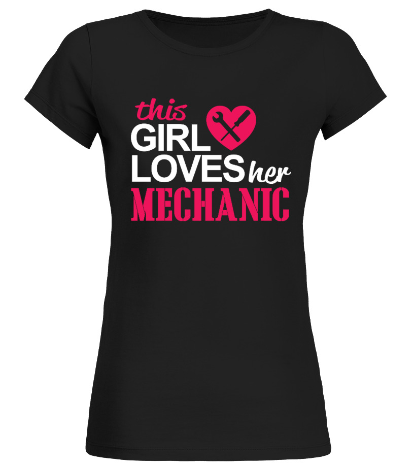 This Girl Loves Her Mechanic!