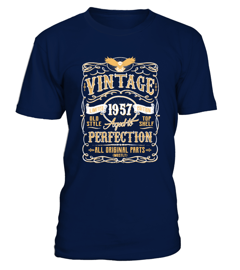 Aged To Perfection 1957 - 60th Birthday