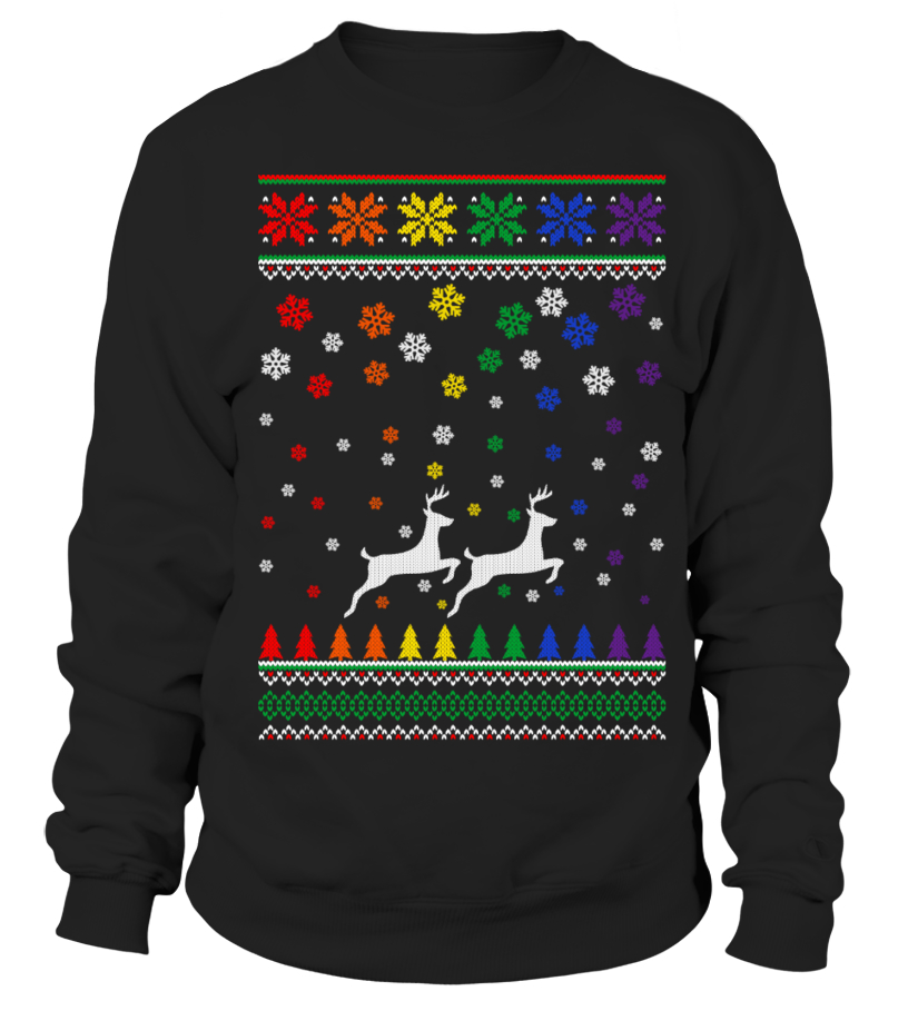 THROUGH  THE  SNOW  TOGETHER - LGBT GAY LESBIAN CHRISTMAS