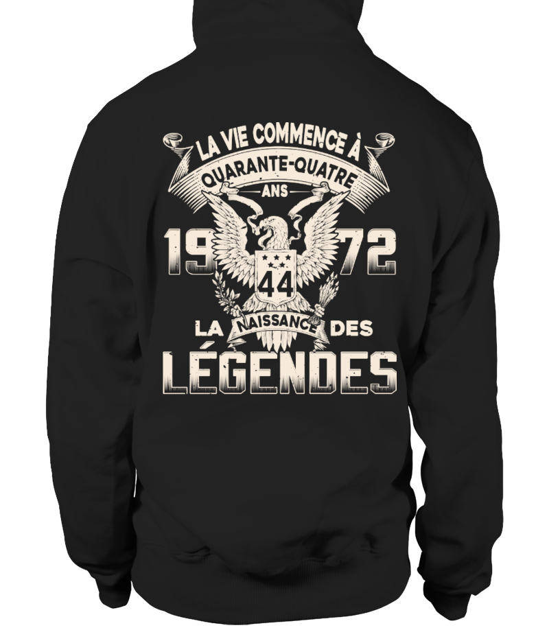 1972 La Naissance Des Légendes