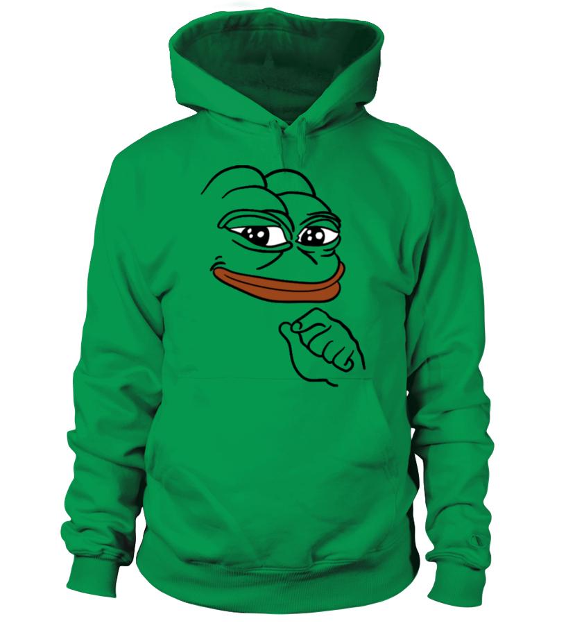 Smug Pepe the Frog meme T-Shirt