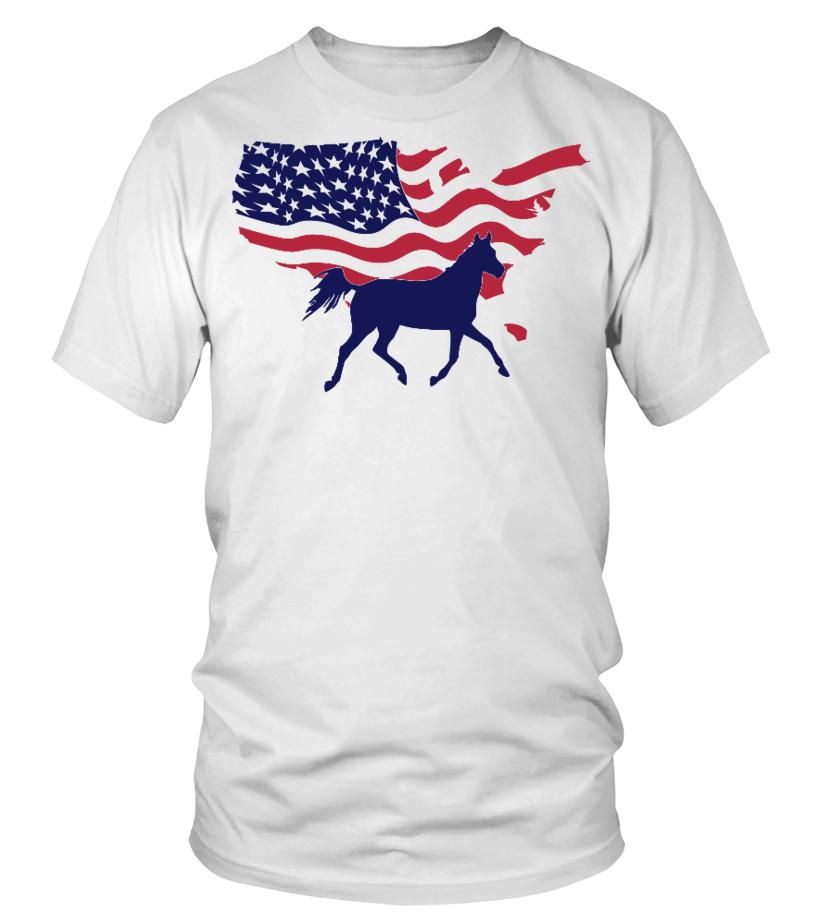 American Horse Lovers Shirt