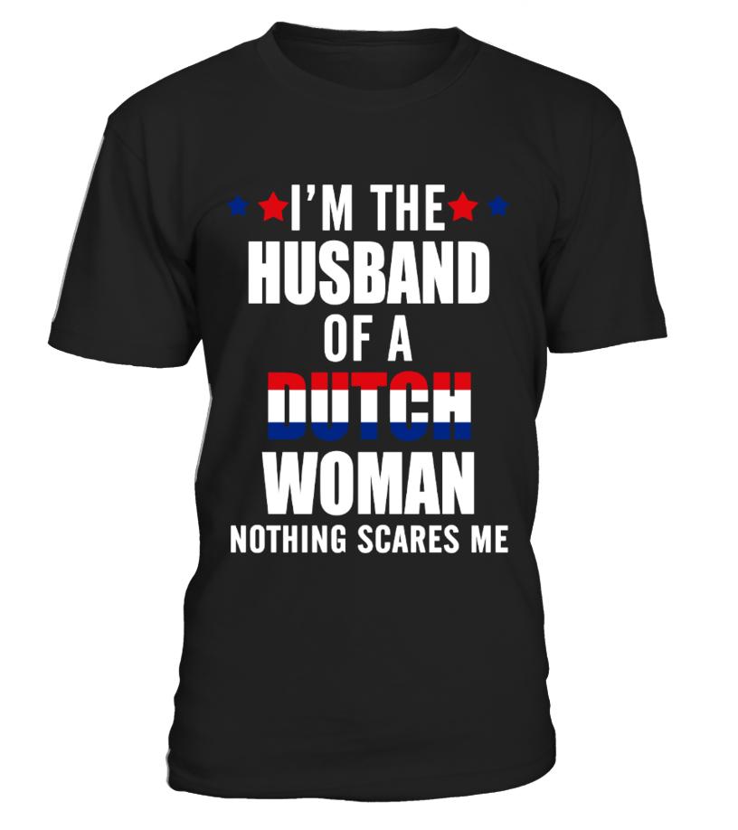 Husband Of A Dutch Woman