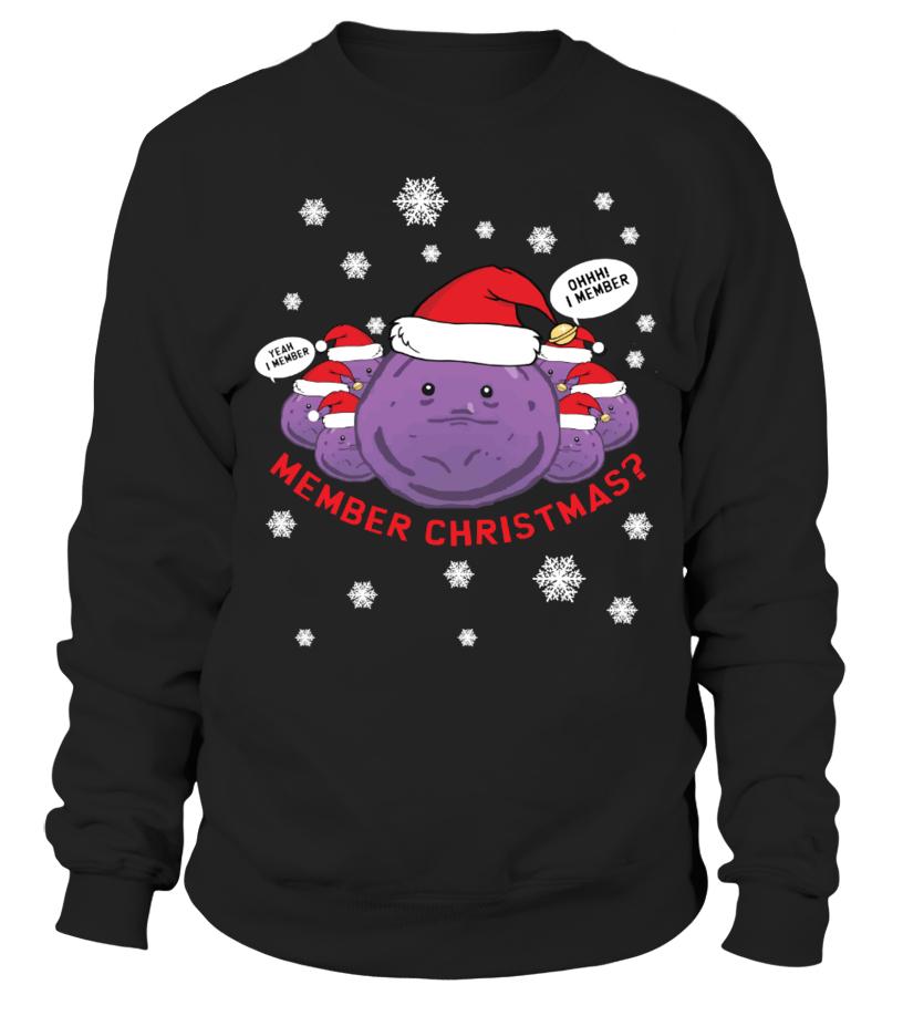 Amazing Christmas - Member Christmas Sweatshirt Unisex