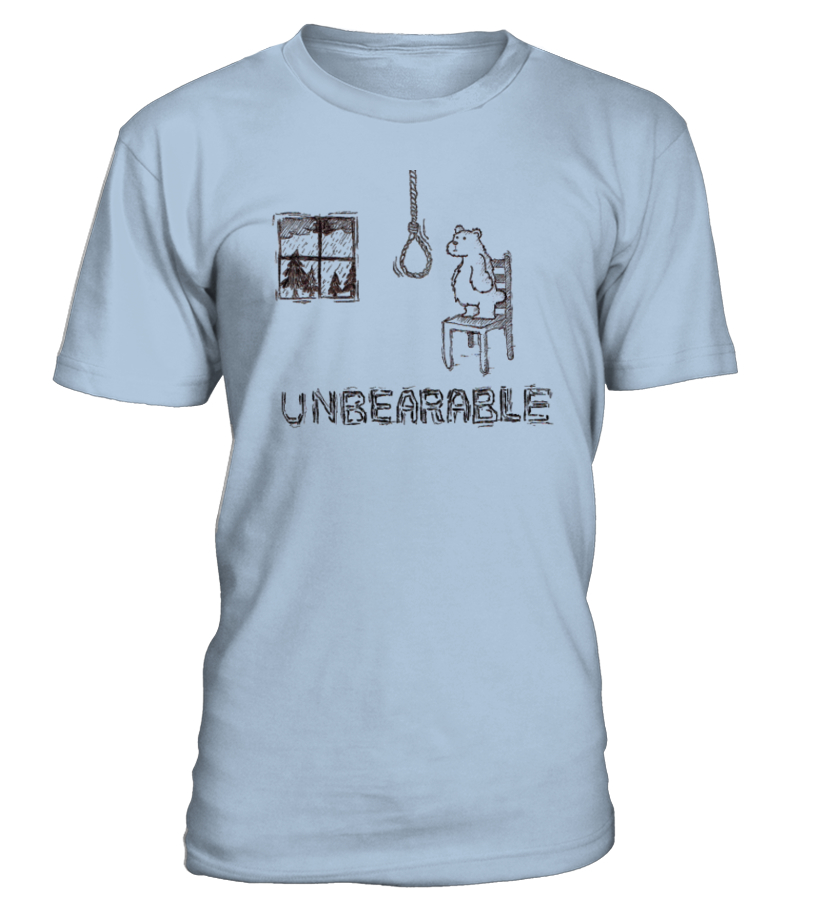 "Limitierte Edition - ""UNBEARABLE"""