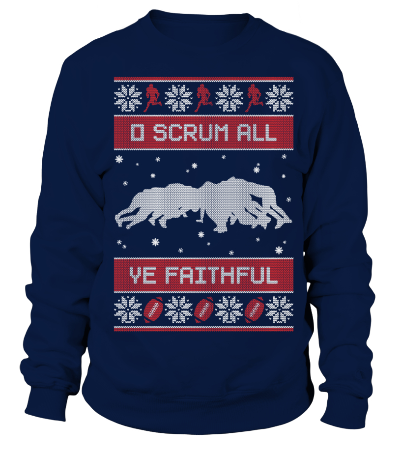 Rugby football Sweater Christmas