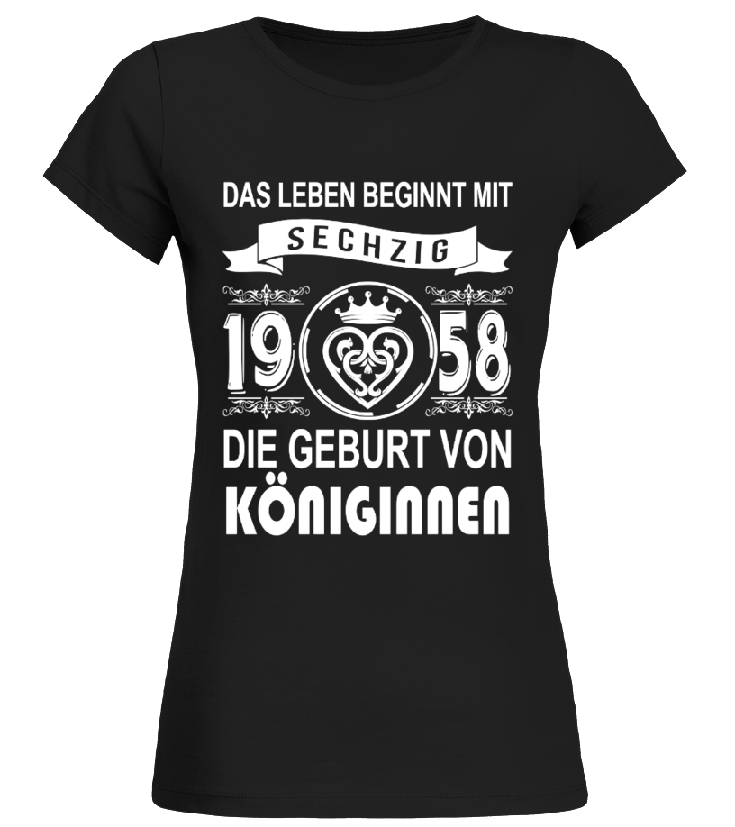 Limitierte Edition - 1958 Königinnen