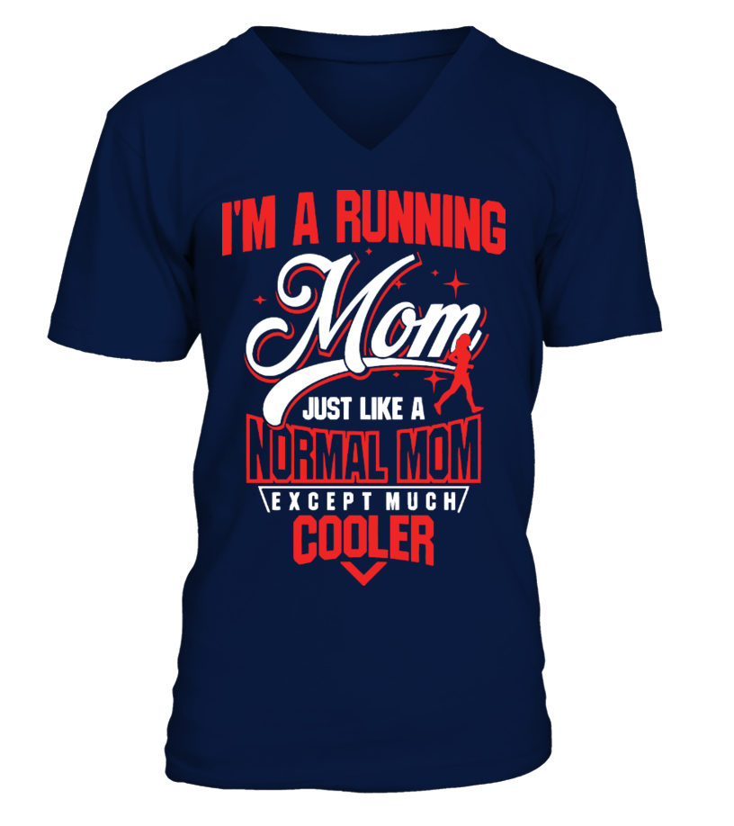 Running Mom T-Shirts