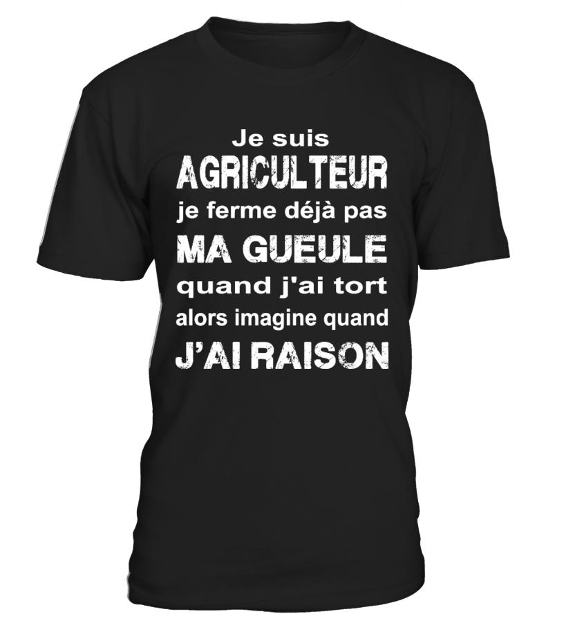 Je suis Agriculteur