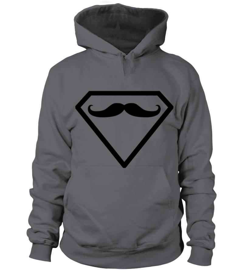 Moustache Superman