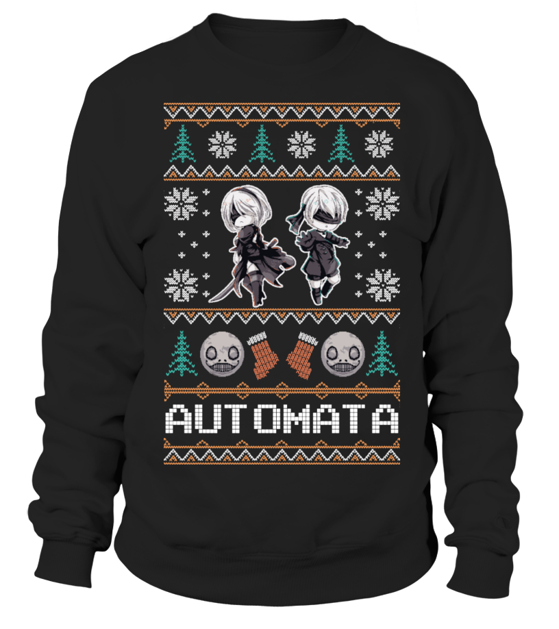 Nier Automata Ugly Sweater