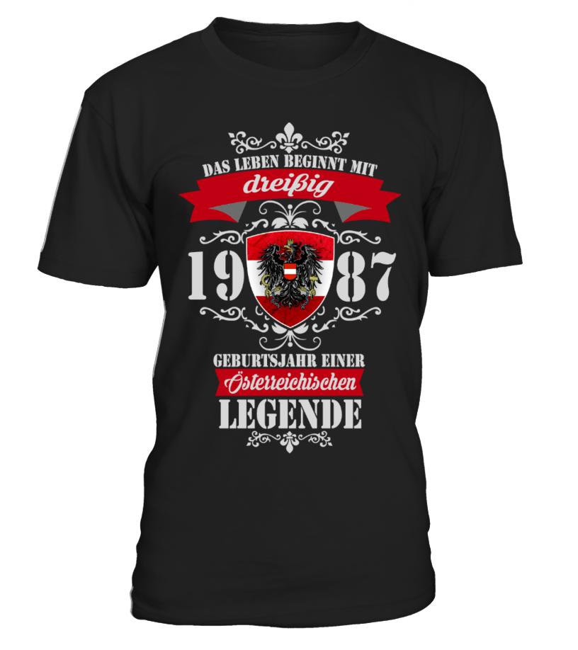 LEGENDE ÖSTERREICH - 1987