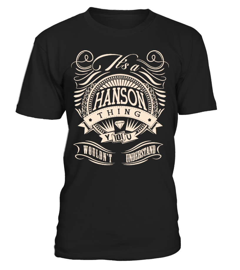 HANSON THINGS