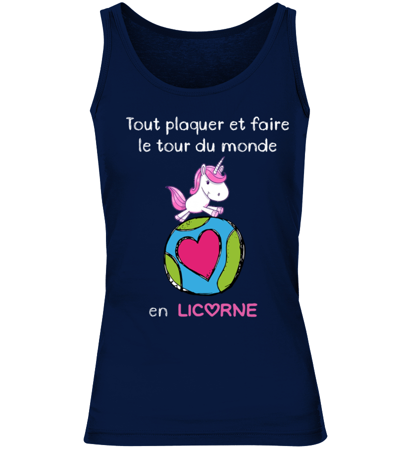 ❤❤ TEE SHIRT FAIRE LE TOUR DU MONDE ❤❤