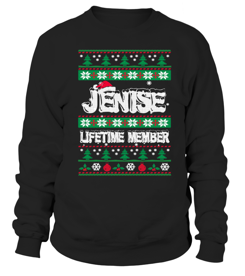 JENISE Ugly Christmas Sweaters