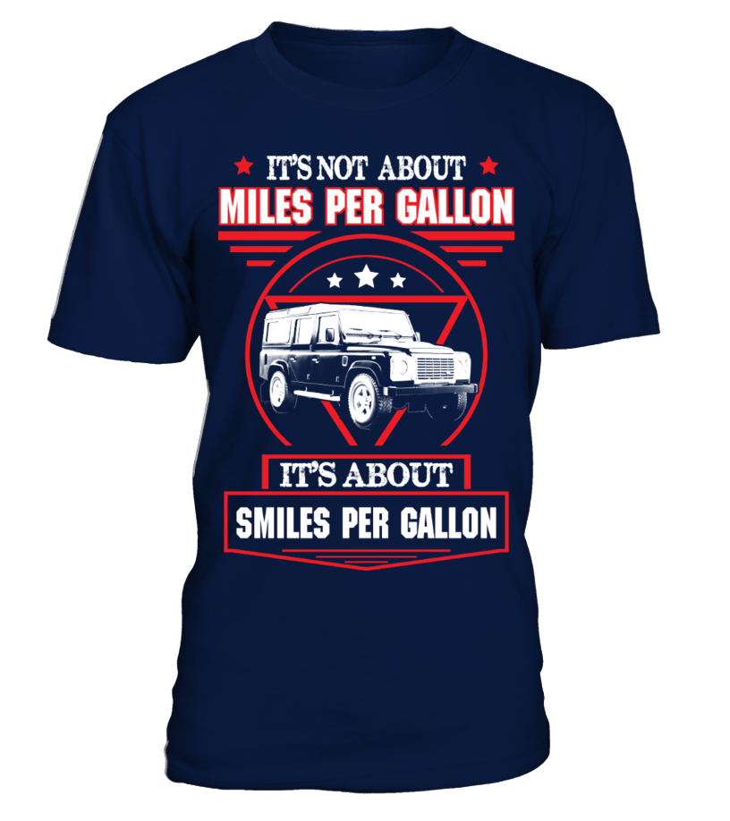 It's Not About Miles Per Gallon