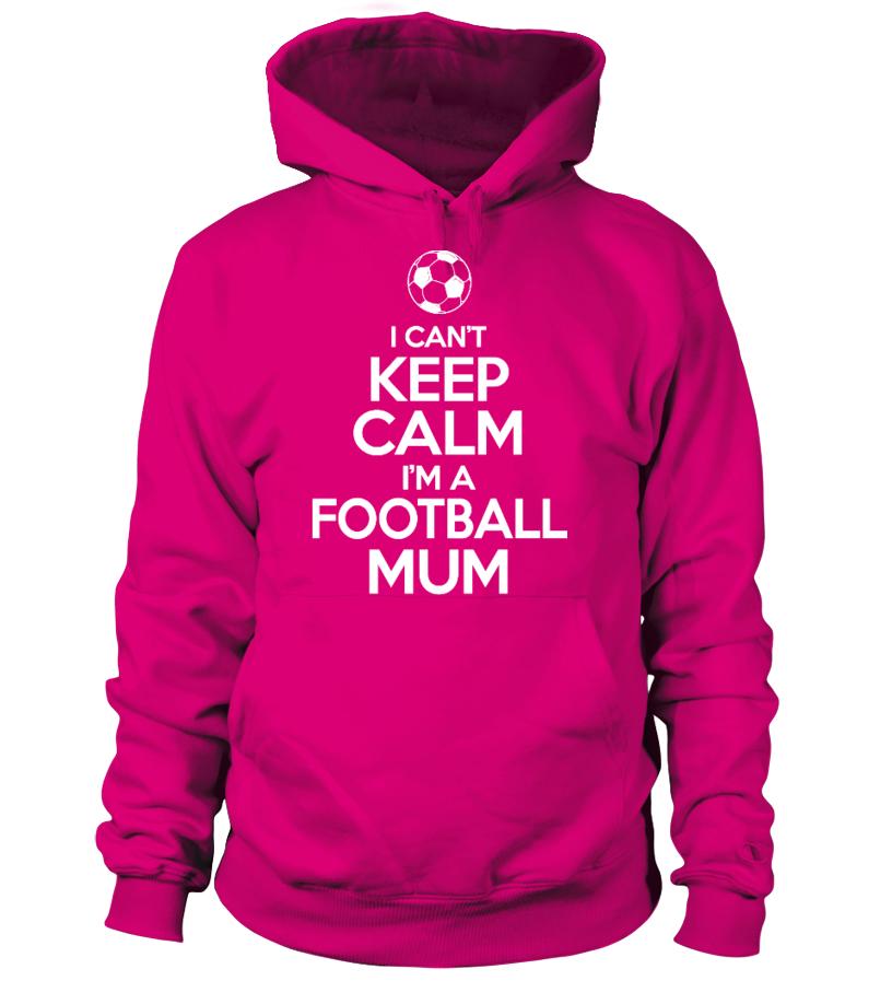 I'm a Football Mum