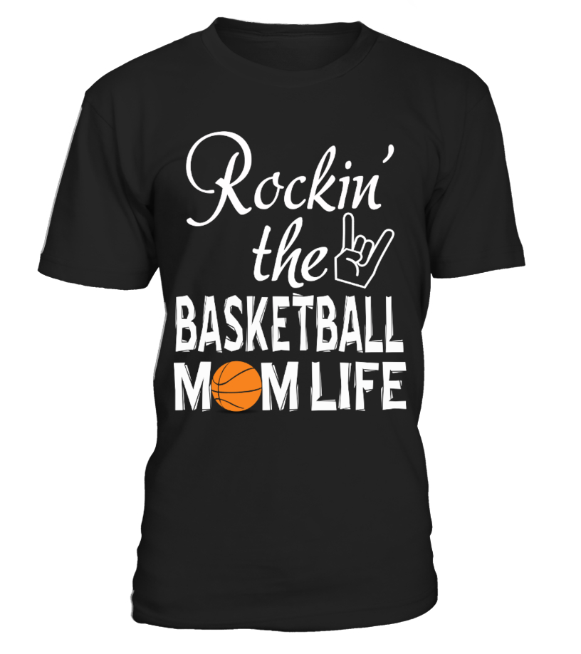 ROCKIN' THE BASKETBALL MOM LIFE