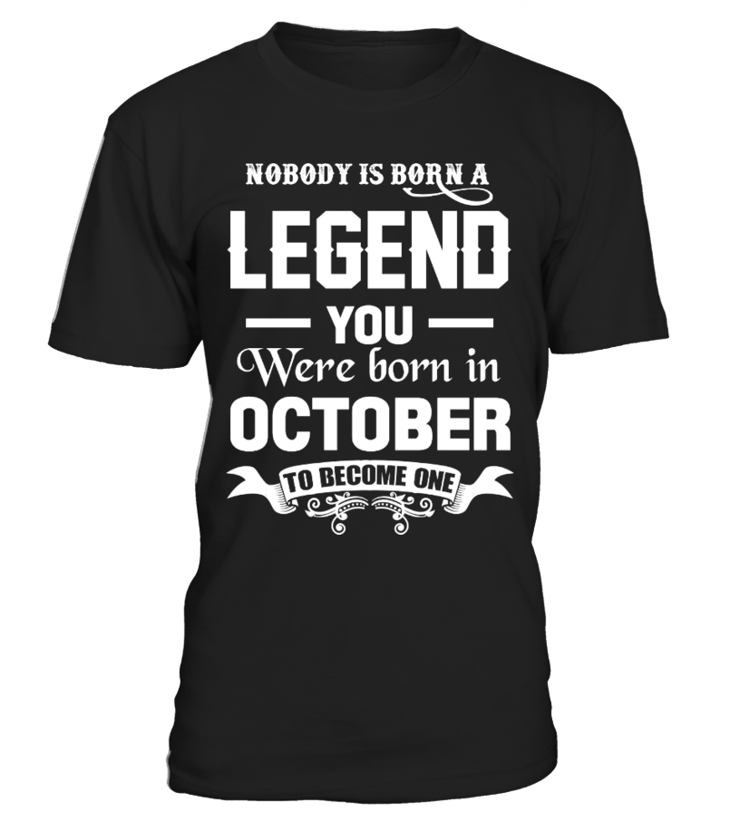 YOU WERE BORN IN OCTOBER