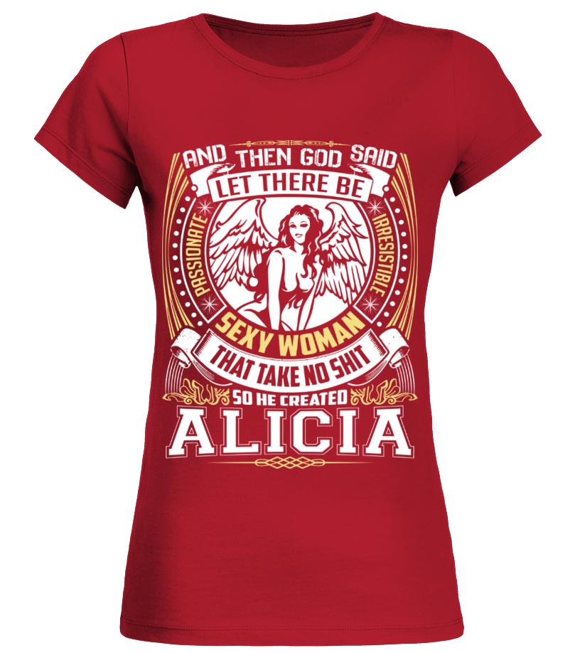 CREATED ALICIA