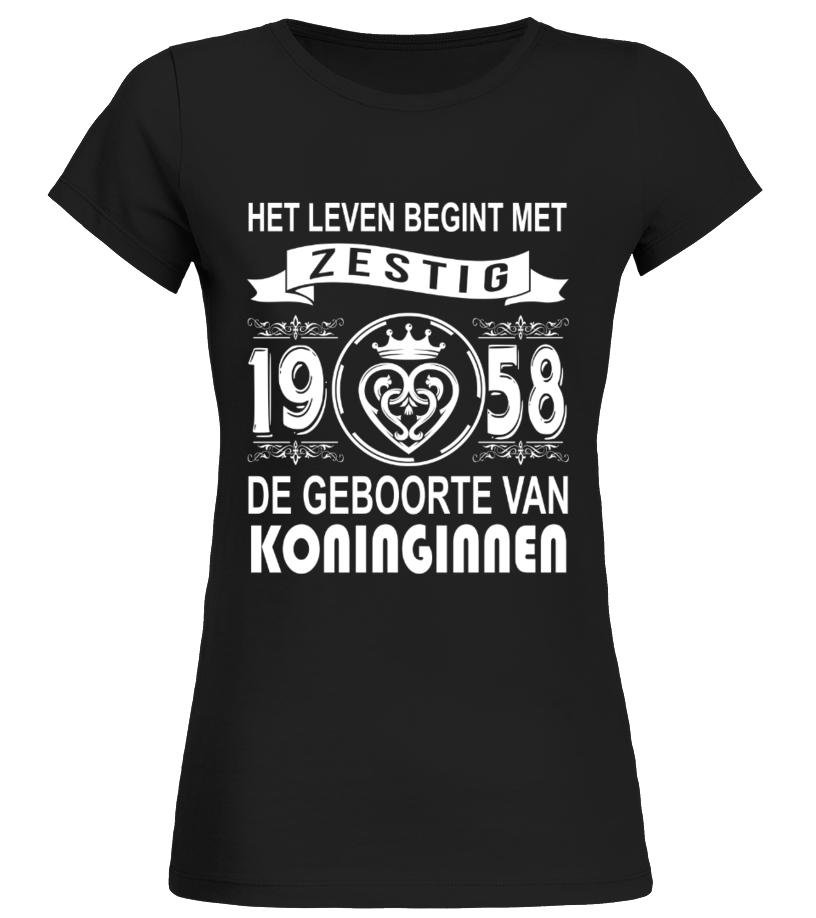 Beperkte Editie - 1958 Koninginnen