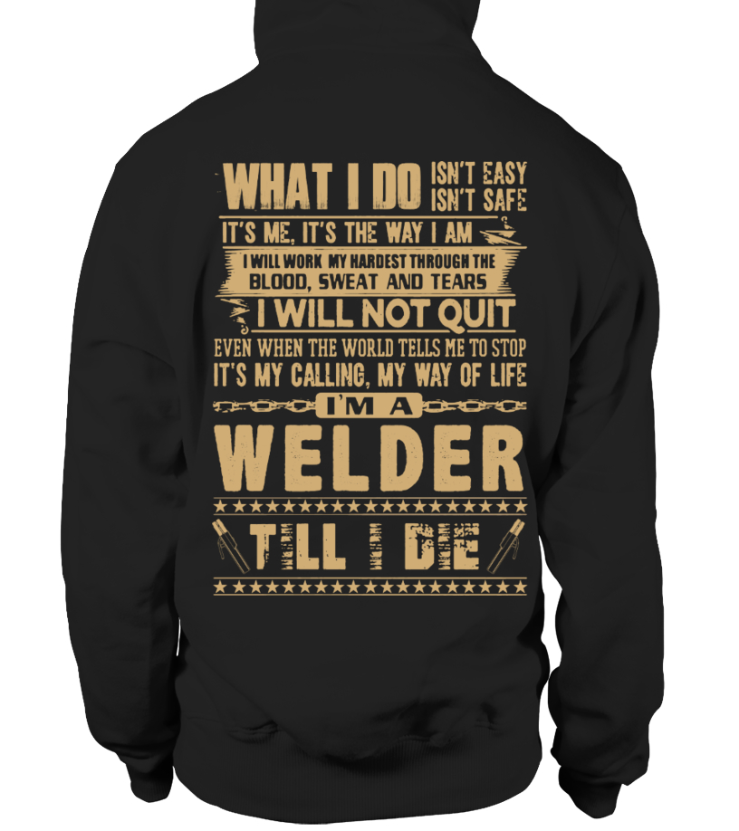 **WELDER TID - LIMITED EDITION **
