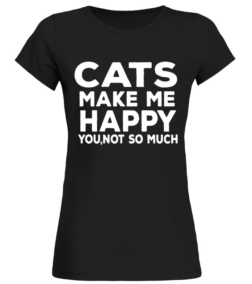 Cats Make Me Happy Limited Edition