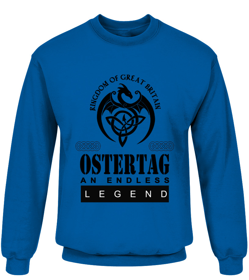 THE LEGEND OF THE ' OSTERTAG '