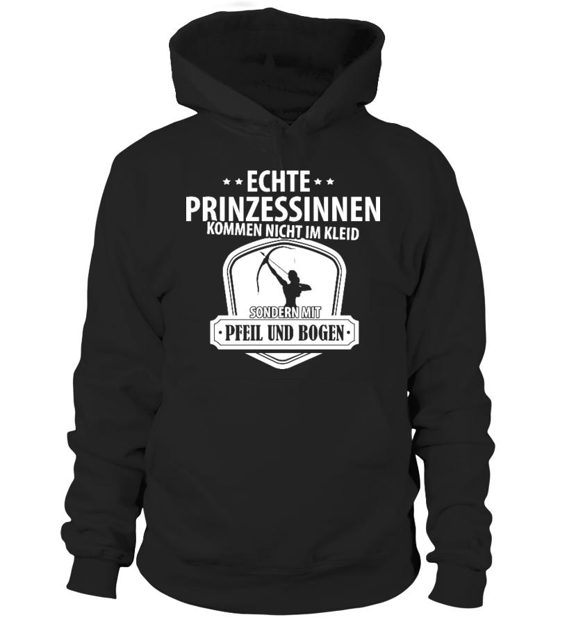 Bogenschützen Shirt - Prinzessin