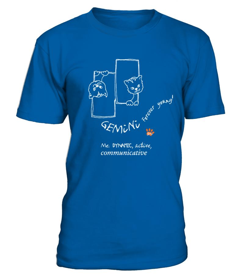T-shirt Gemelli - Gemini T-shirt