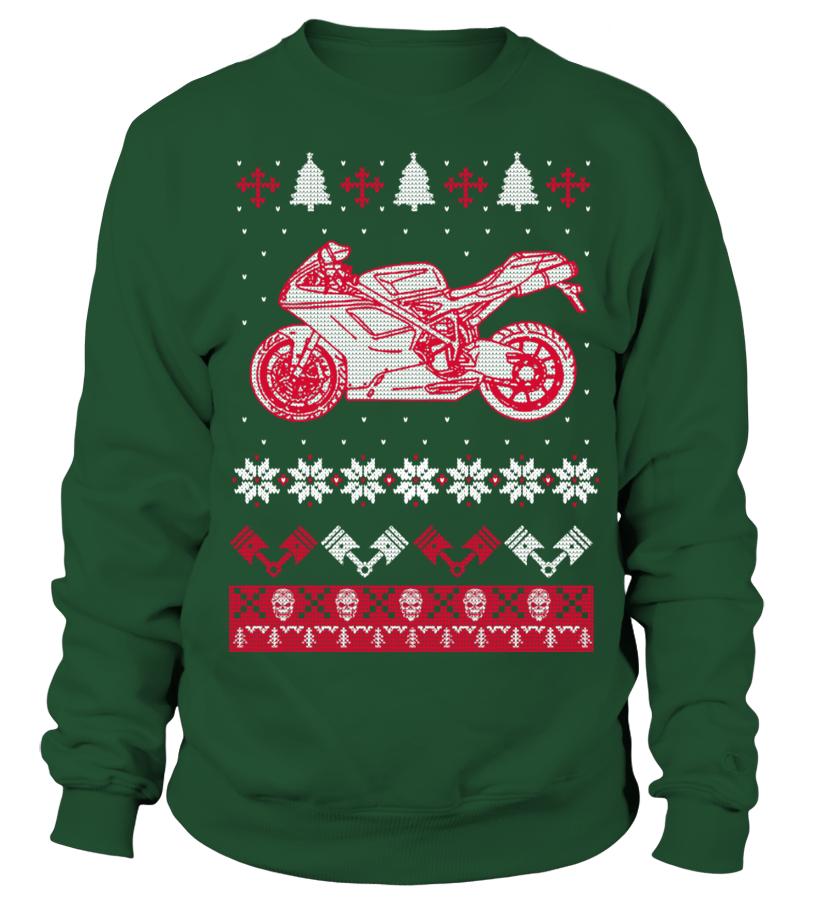 Funny Christmas - For Christmas - Monster Sweatshirt Unisex