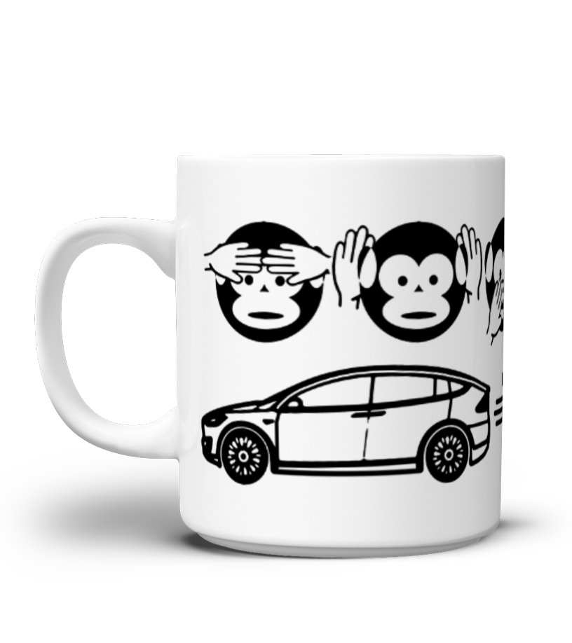 See ModelX Mug