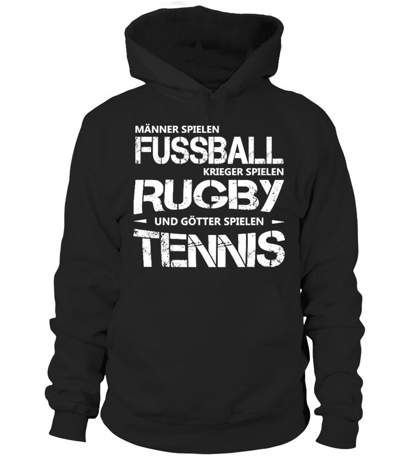 Tennis Shirt - Götter spielen Tennis! Geschenkidee