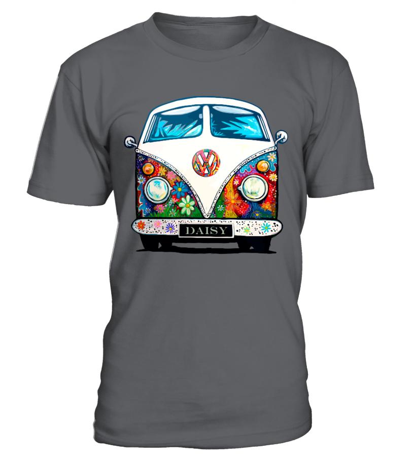 """""""Daisy""""  The 1960's Love Bus"""