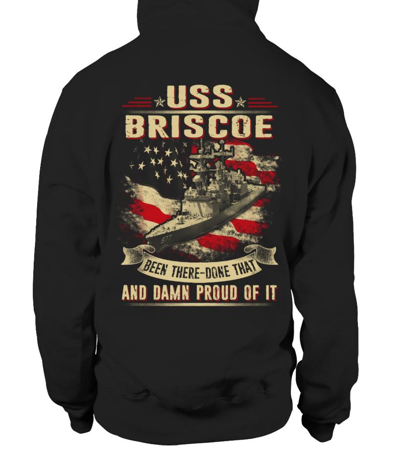 USS Briscoe (DD-977)  T-shirt