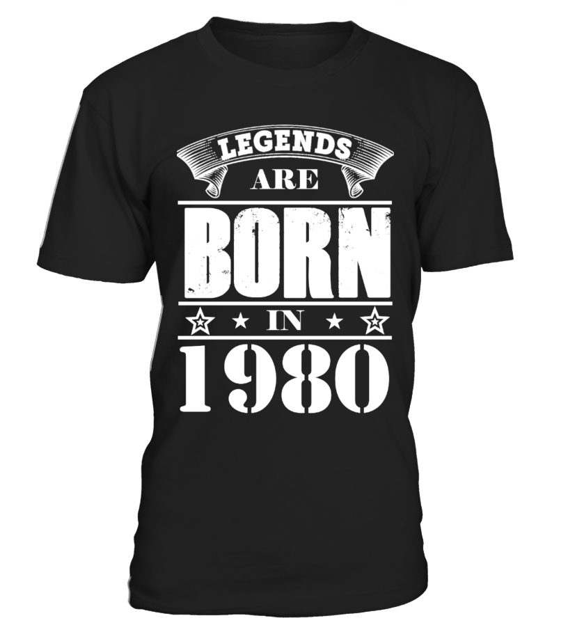 BORN IN 1980