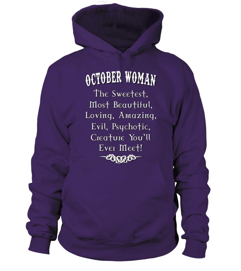 OCTOBER WOMAN