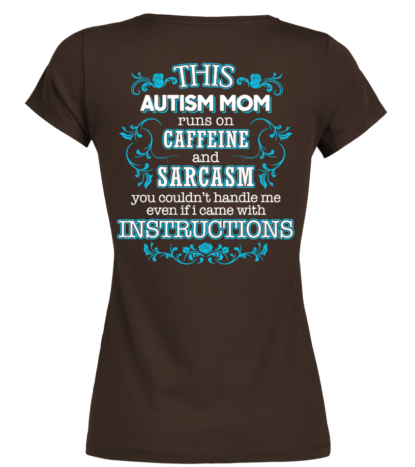 010bd235c70 Autism Mom , Autism Awareness T-Shirt | Toys For Autistic Kids