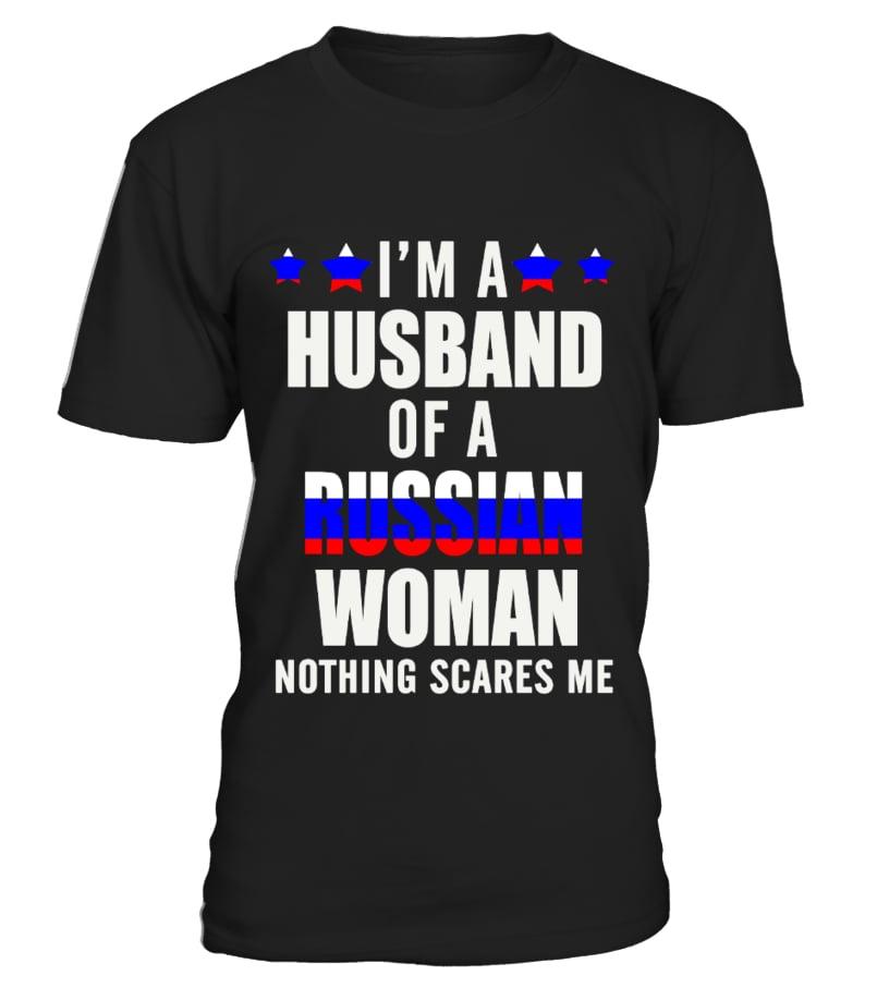 Husband Of A Russian Woman