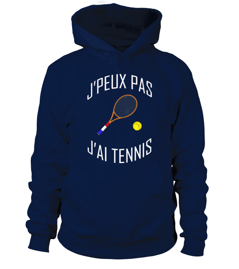 J'PEUX PAS J'AI TENNIS